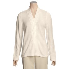 San York Roped Sweater - Alpaca Wool (For Women) in Cream/Ivory - Closeouts