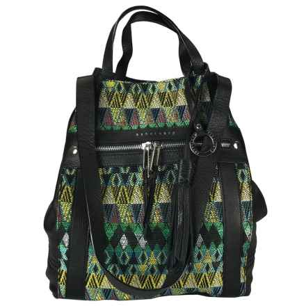 Sanctuary Hero Tote Bag (For Women) in Mod Tech Black - Closeouts