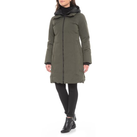 55900f167b1af Sandova Canadian Designer Jutta Down Jacket - 700+ Fill Power (For Women) in