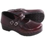 Sanita Claire Cabrio Clogs - Leather (For Women)