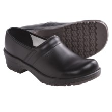 Sanita Classic Lisa Professional Clogs - Closed Back (For Women) in Black - Closeouts