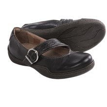 Sanita Jytta Shoes - Leather, Slip-Ons (For Women) in Black - Closeouts