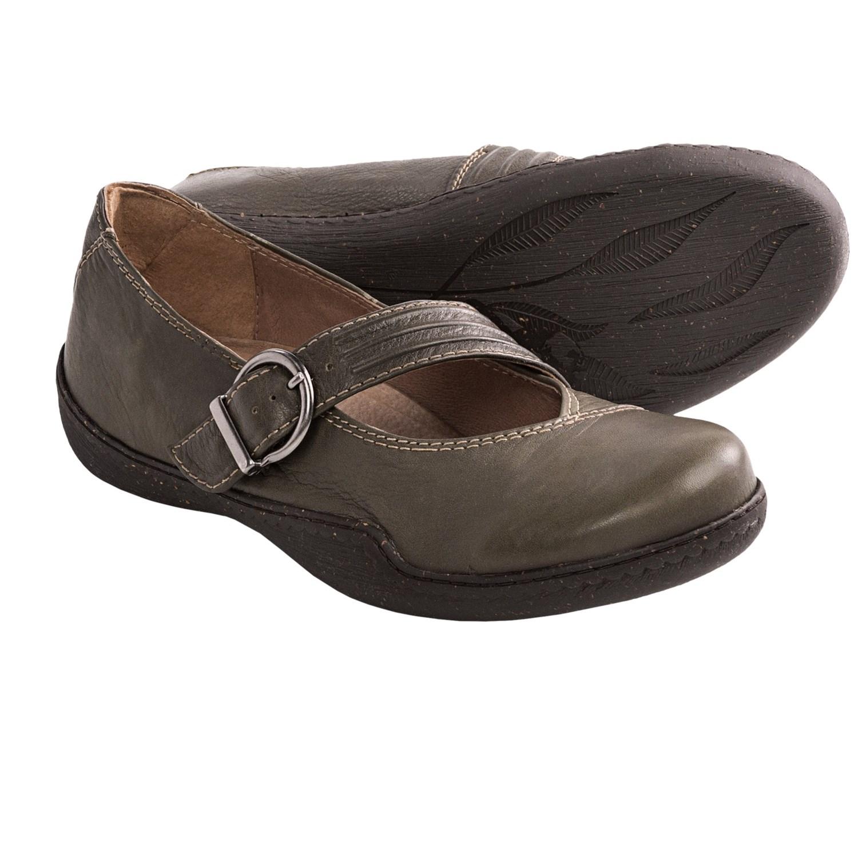 sanita jytta shoes leather slip ons for save 41
