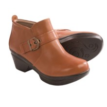 Sanita Norma Ankle Boots (For Women) in Camel - Closeouts