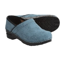 Sanita Original Viskan Clogs (For Women) in Blue - Closeouts
