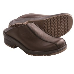 Sanita Walt Clogs - Leather (For Men) in Brown