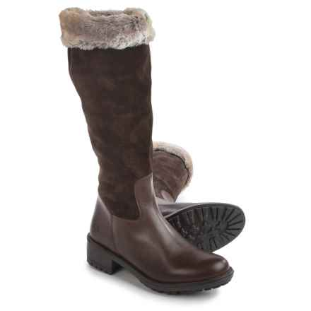 Santana Canada Alda Boots - Waterproof, Leather (For Women) in Brown - Closeouts