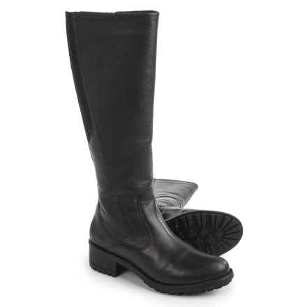 Santana Canada Andrea Boots - Waterproof, Leather (For Women) in Black Pebble Leather - Closeouts