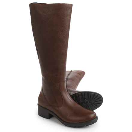 Santana Canada Andrea Boots - Waterproof, Leather (For Women) in Brown Pebble Leather - Closeouts