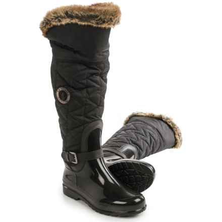Santana Canada Clarissa 2 Snow Boots - Waterproof, Insulated (For Women) in Black - Closeouts