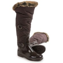 Santana Canada Clarissa 2 Snow Boots - Waterproof, Insulated (For Women) in Brown - Closeouts