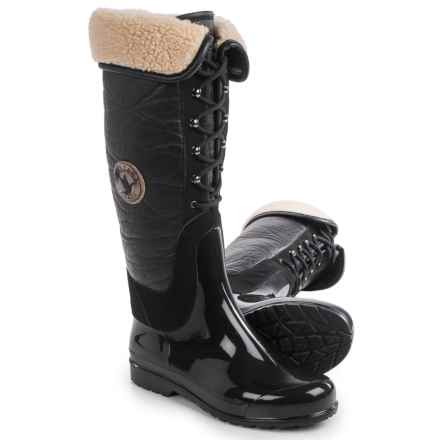 Santana Canada Claudina Snow Boots - Waterproof, Insulated (For Women) in Black - Closeouts