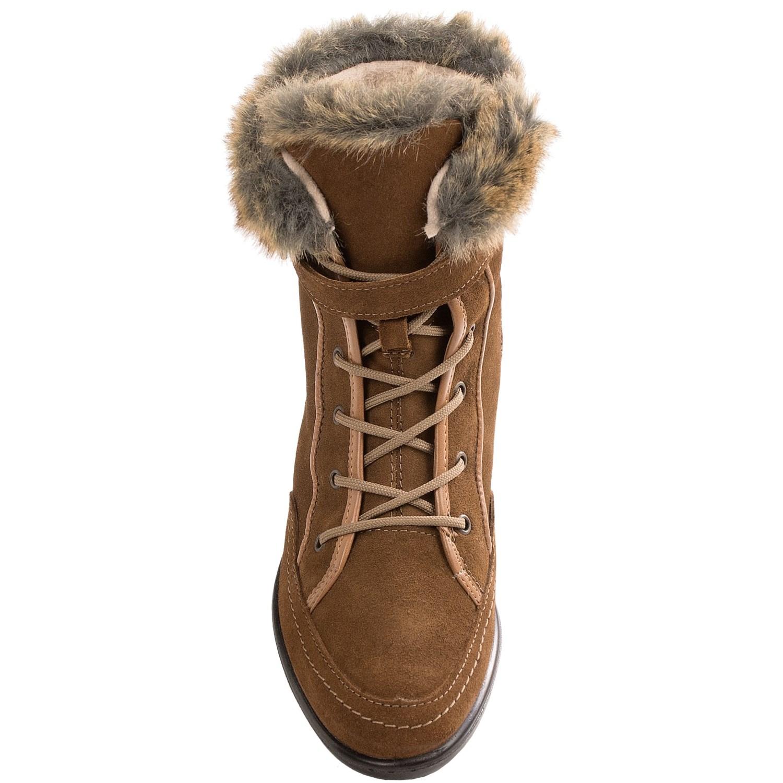 Santana Canada Emilia Boots For Women Save 79