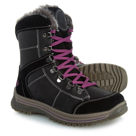 bce309bbc Santana Canada Made in Italy Marlie 2 Winter Boots - Waterproof, Leather  (For Women