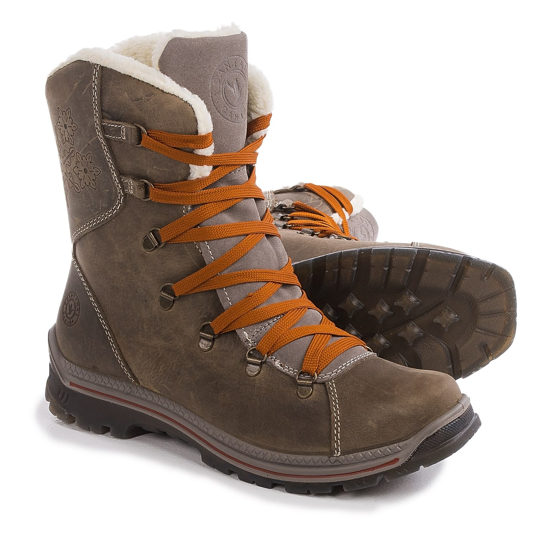 Canadian Snow Boot Brands | Santa Barbara Institute for