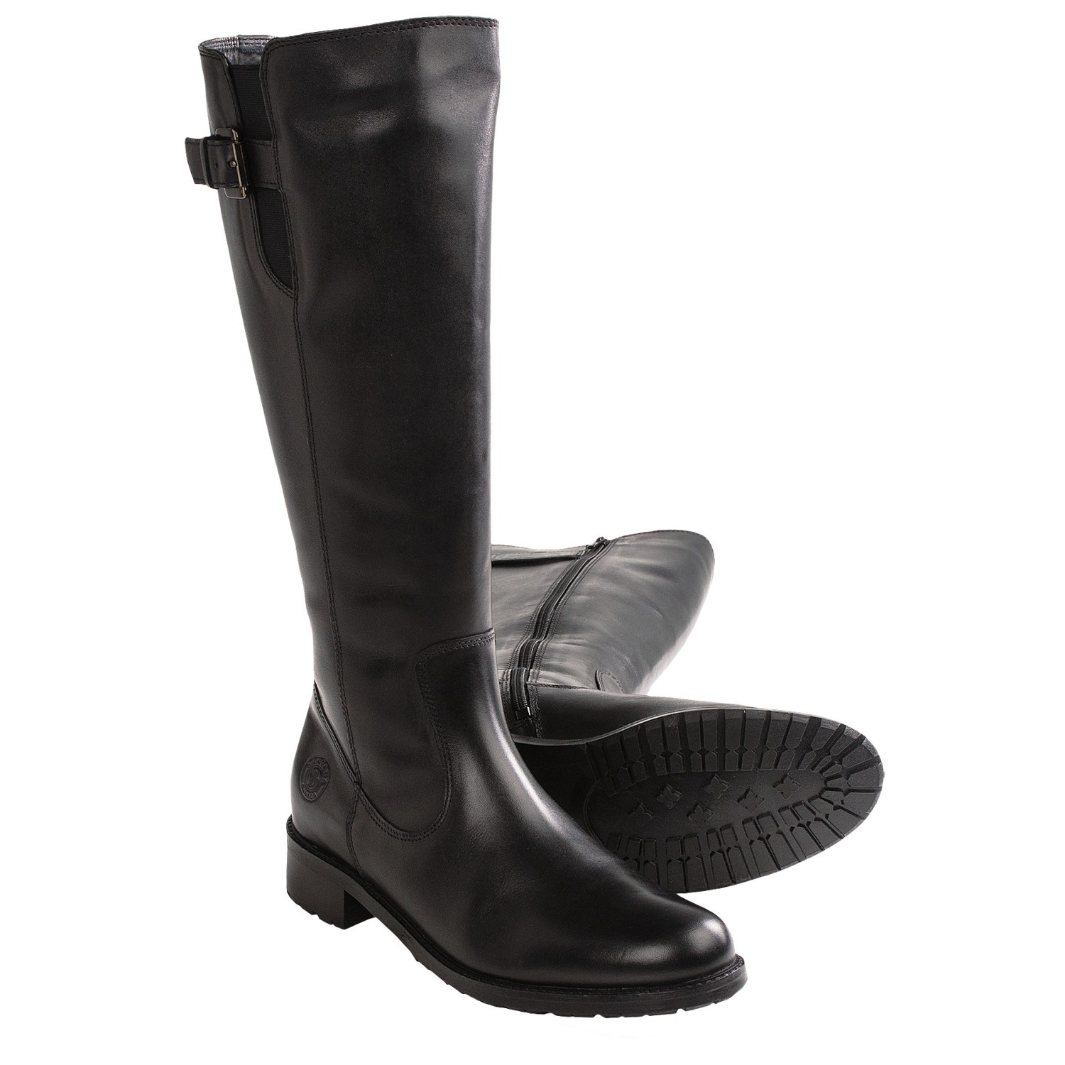 Luxury BANDOLINO  Slim And Skinny Calf Boots  Narrow Calf Boot
