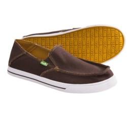Sanuk Baseline Shoes (For Men) in White