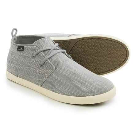Sanuk Cargo TX Shoes (For Men) in Grey - Closeouts