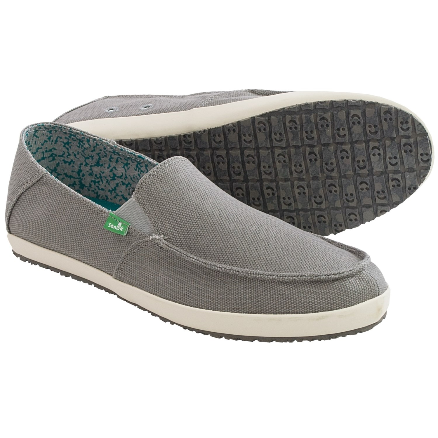 Atlantic Heritage Canvas Men's Baja Slip-ons - Blue - TOMS Slip-ons TOMS Atlantic Heritage Canvas Men 's Baja Slip - ons - Part of the Topanga Collection, the Baja a casual slip - on with twin gores and a vulcanized outsole, is laid-back and up for just about anything.