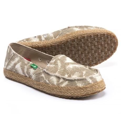 Sanuk Funky Fiona Shoes - Slip-Ons (For Women)