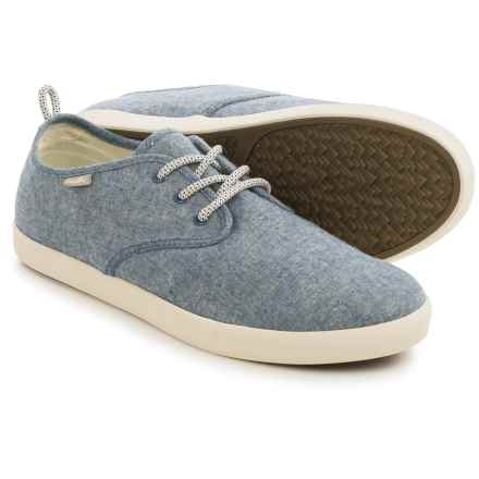 Sanuk Guide TX Shoes (For Men) in Blue Chambray - Closeouts