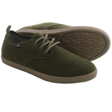 Sanuk Guide TX Shoes (For Men) in Dark Olive Wool - Closeouts
