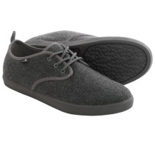 Sanuk Guide TX Shoes (For Men) in Grey Wool - Closeouts