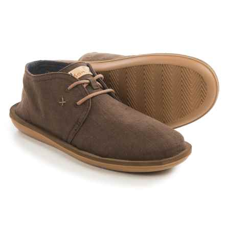 Sanuk Koda Chukka Boots (For Men) in Brown - Closeouts