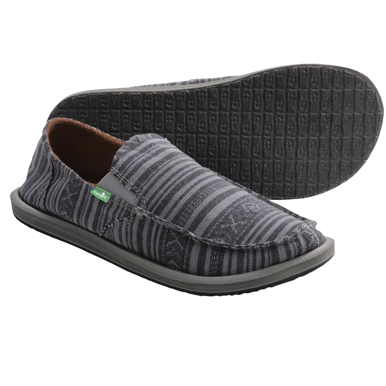 sanuk mako shoes slip ons for save 28