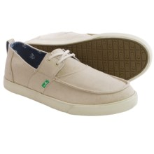 Sanuk Offshore Shoes (For Men) in Natural - Closeouts