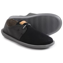 Sanuk Parra Select Shoes - Vegan Leather (For Men) in Black - Closeouts