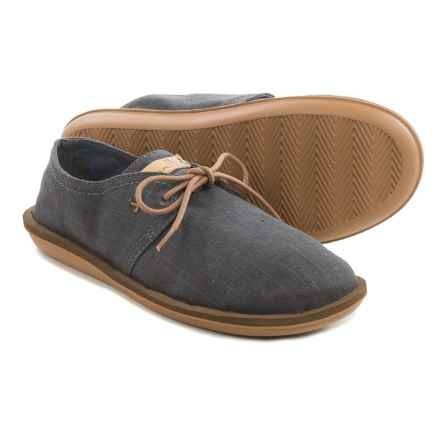 Sanuk Parra Shoes - Canvas (For Men) in Indigo - Closeouts