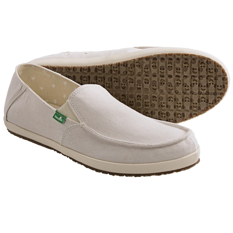 sanuk randolph shoes slip ons for save 33