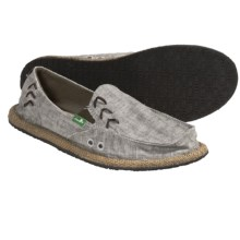 Sanuk Rasta Jillaroo Shoes (For Women) in Grey - Closeouts
