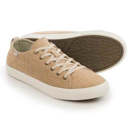Sanuk Staple Shoes (For Men) in Natural Jute - Closeouts