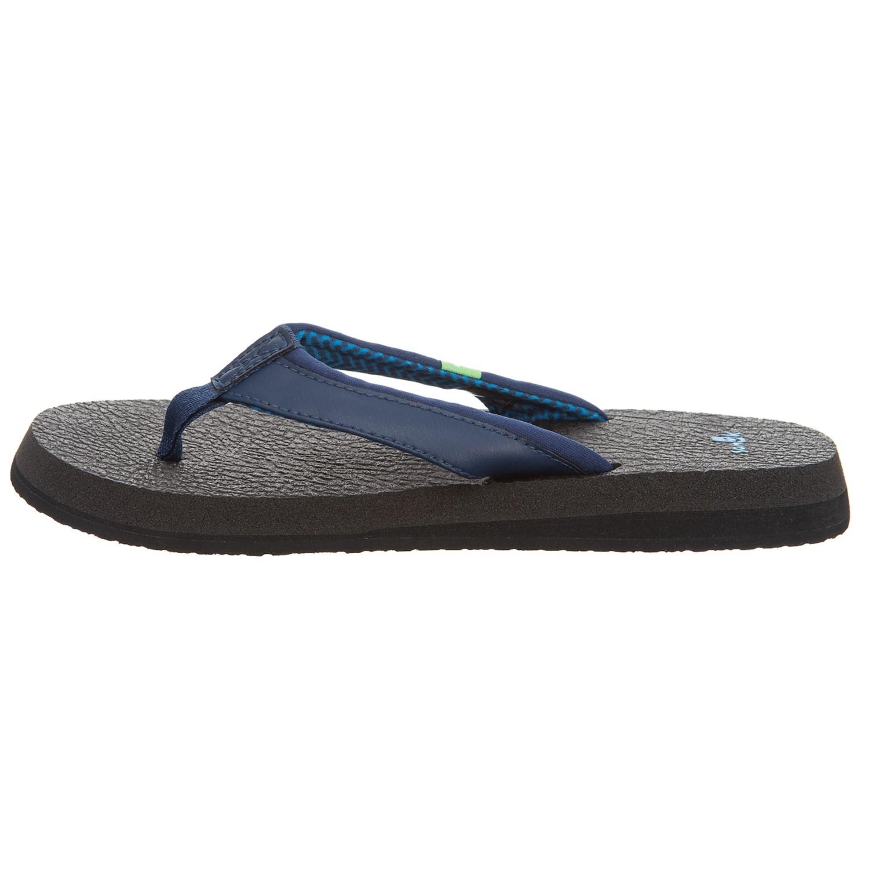 57d6beffc3d0 Sanuk Yoga Mat 2 Flip-Flops (For Women) - Save 33%