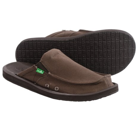Sanuk You Got My Back 2 Basics Shoes - Slip-Ons (For Men)