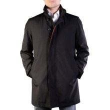 Sanyo Davis Getaway Jacket - Removable Liner (For Men) in Black - Closeouts