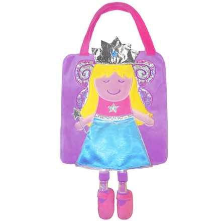 Sassafras Fairy Princess Dance Bag in See Photo - Closeouts