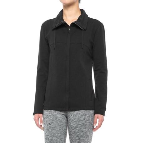 Satva Aaliyah Jacket (For Women) in Black