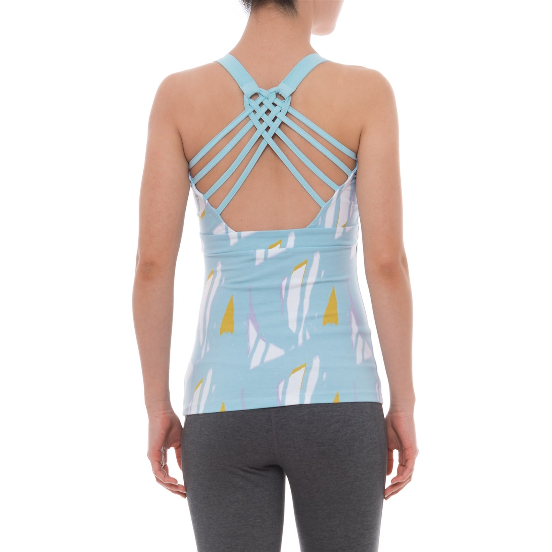 top shelf bra m i size topcami double cami yoga red tank strap beyond