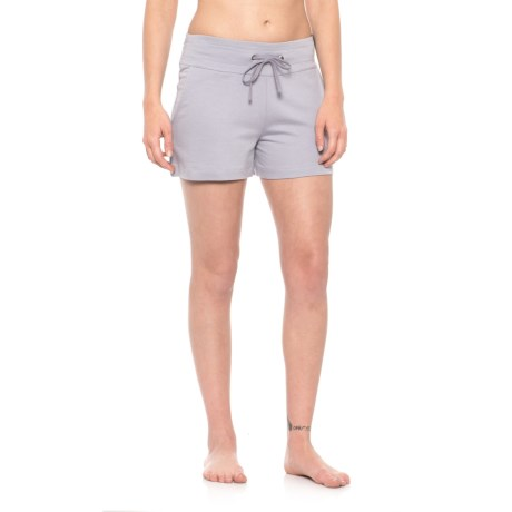 Satva Mali Shorts (For Women) in Frost