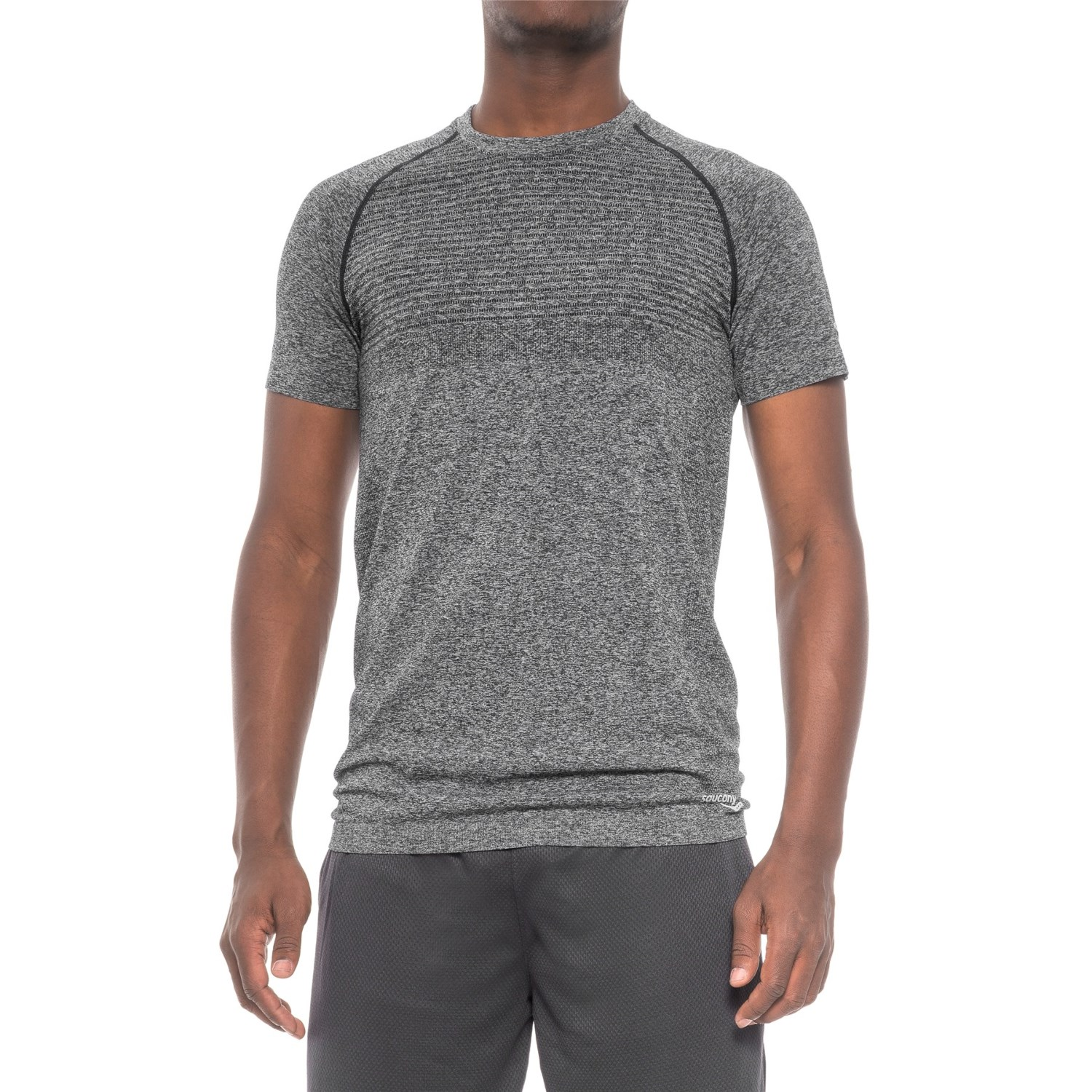 Saucony Active T-Shirt (For Men) - Save 40%