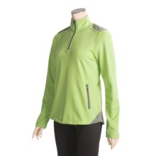 Saucony Arctic LX Sportop Shirt - Long Sleeve (For Women) in Meadow - Closeouts