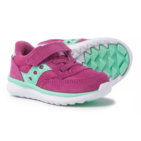 saucony jazz toddler girl