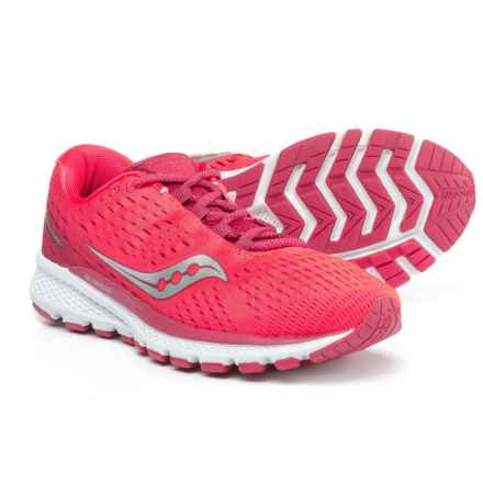 Saucony Breakthru 3 Running Shoes (For Women) in Berry/Coral - Closeouts