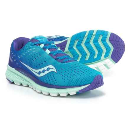 Saucony Breakthru 3 Running Shoes (For Women) in Blue/Mint - Closeouts