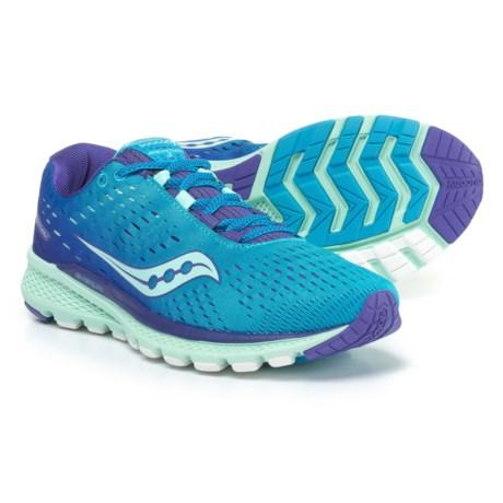 Saucony Breakthru 3 Running Shoes (For Women) in Blue/Mint