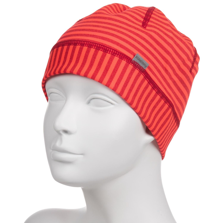 Saucony Brisk Skull Cap Hat - Reversible (For Women) 8eec9bba1456