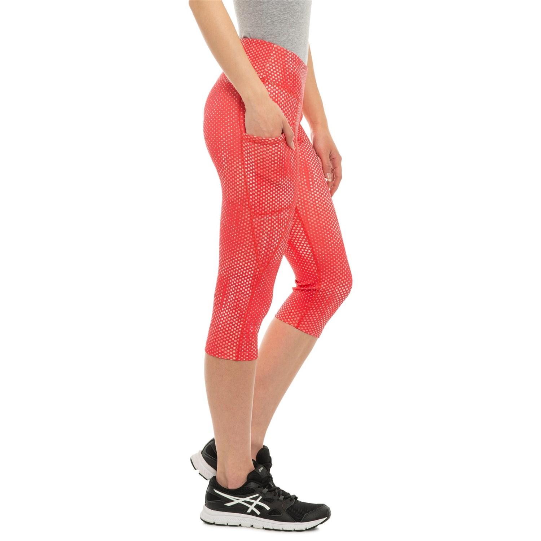 0e1e67ff1a Saucony Bullet Capri 2.0 Leggings (For Women)